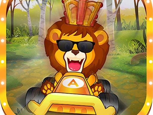 Animal Buggy Racing