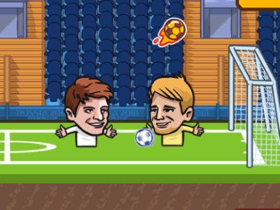 Bobblehead Soccer Royale