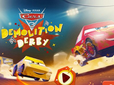 Cars 3Demolition Derby
