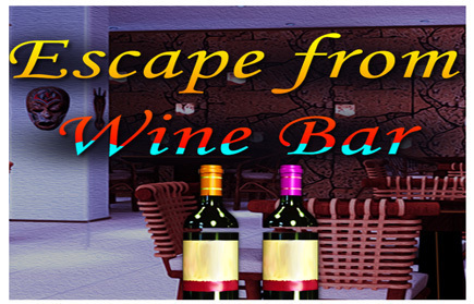 Escape from wine bar1