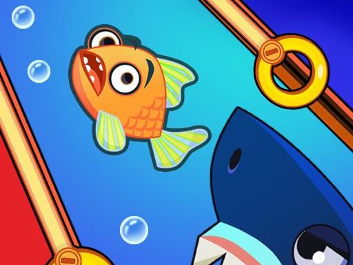 Fish Rescue! Pin Pull