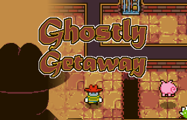 Ghostly Getaway