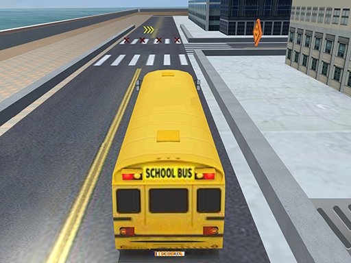 School Bus Simulation Master