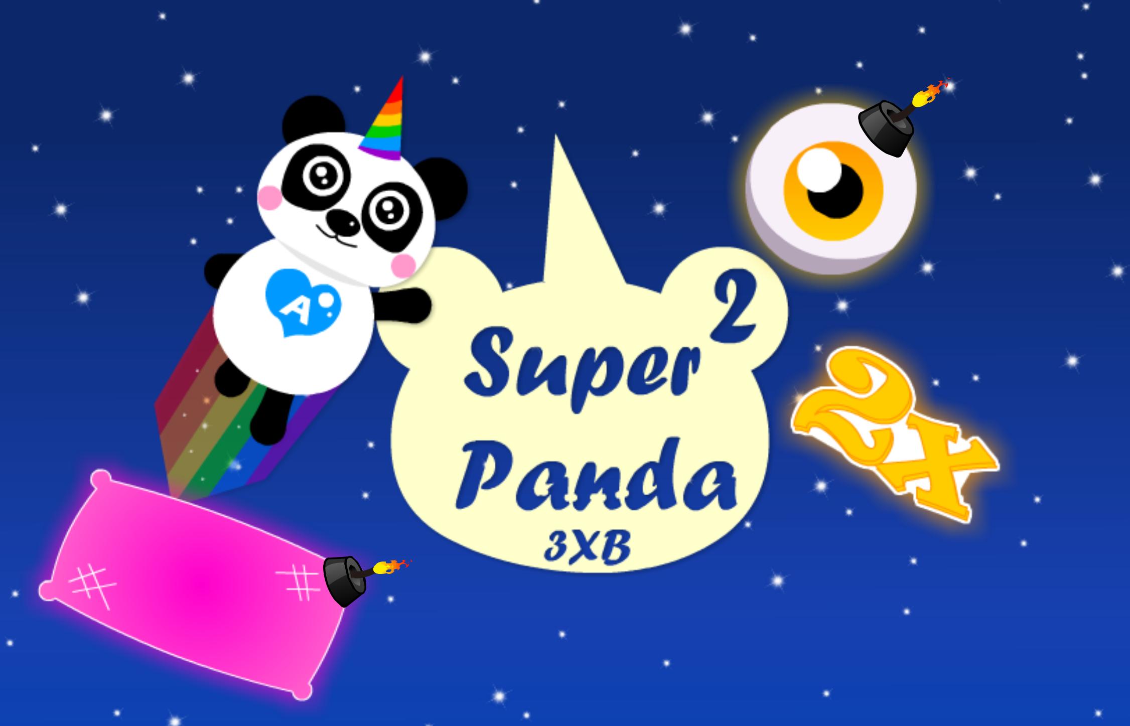 Super Panda 3xb 2