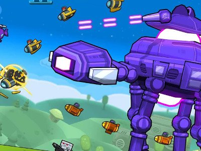 Toon Shooters 2