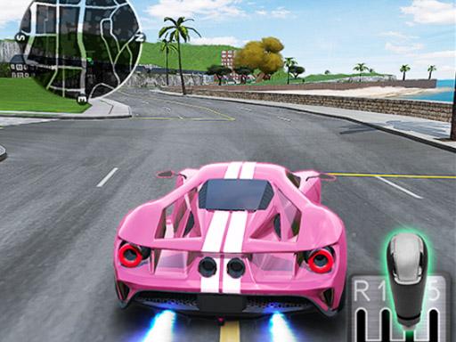 Traffic Zone Car Racer
