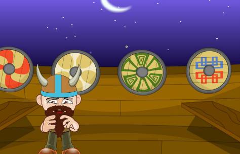 Viking Ship Escape