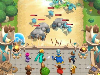 Wild Castle TD: Grow Empire