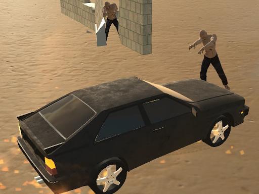 Zombie Car Smash